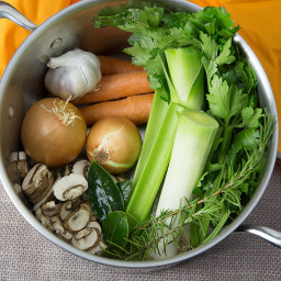 Gut Healing Vegetable Stock