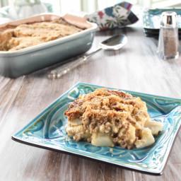 Gwen's Old-Fashioned Potato-Beef Casserole
