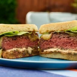 GZ's Iron Chef Burger