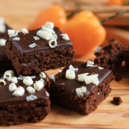 Habanero Brownies