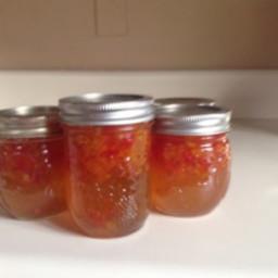 Habanero Pepper Jelly Recipe
