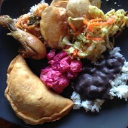 Haitian Black Bean Sauce (Sòs Pwa Nwa)