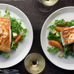Halibut for Two