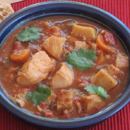 Halibut Stew