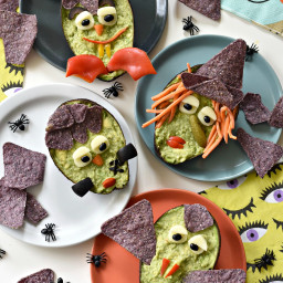 Halloween GuacaMonsters