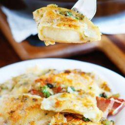 Ham and Cheese Pierogi Recipe