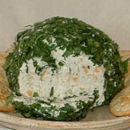 Ham Cheeseball