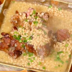 Ham Hocks with Navy Beans
