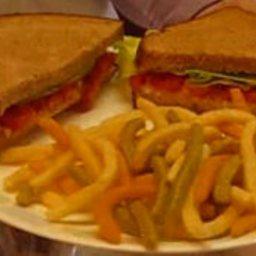 Ham Salad & Ham Salad Sandwich