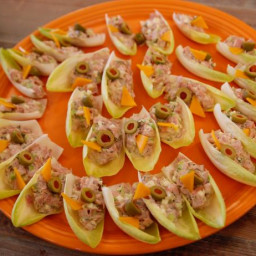 Ham Salad in Endive Cups