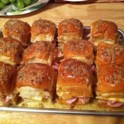 Ham Sandwich Sliders