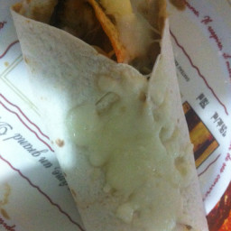 Hamburger enchilada