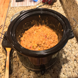 Hamburger Hot Dip
