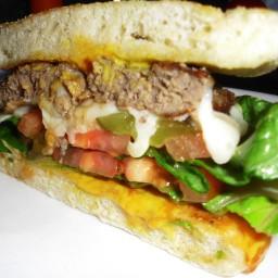 Hamburgers in the GT Xpress Redi Set Go