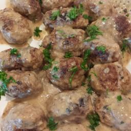 Hamburgers Polish Style (Kotlety)