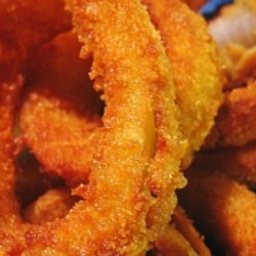 Handmade Onion Rings