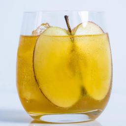 Hard Cider Spritz