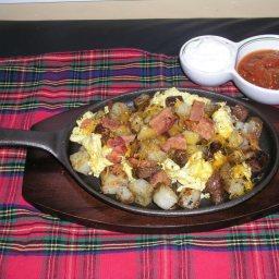 Hardy Skillet Breakfast