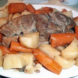 Harvest Pork Roast