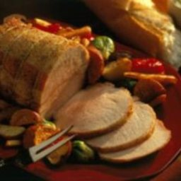 Harvest Pork Roast with Vegetables