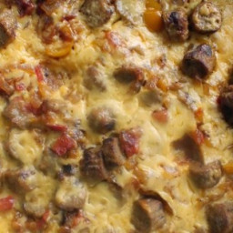 Hash Brown and Egg Casserole Recipe