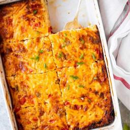 Hashbrown Breakfast Casserole Recipe