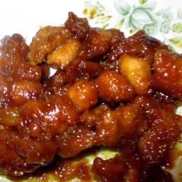 Hawaiian Crockpot Chicken
