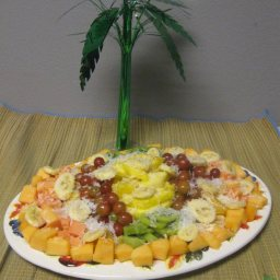 Hawaiian Fruit Platter
