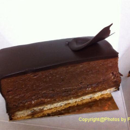 Hayfield chocolate marquise