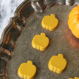 Healing Halloween Pumpkin Turmeric Gummies