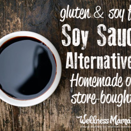Healthier Soy Sauce Alternatives