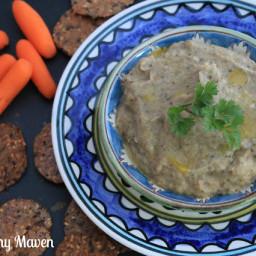 Healthy Baba Ghanoush