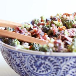 Healthy Broccoli Salad
