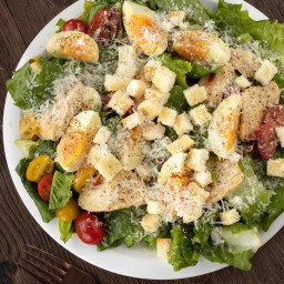 Healthy Caesar Salad Recipe: Making a Classic Side Dish in 30 Minutes