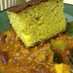 Healthy Corn Bread