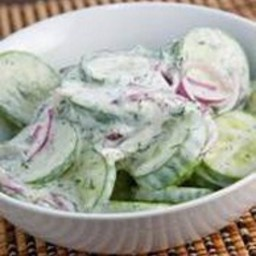 Healthy Cucumber Crunch