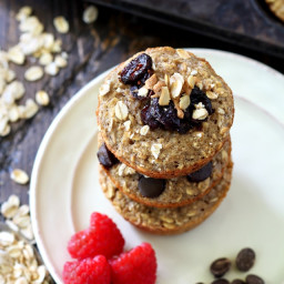 Healthy Customizable Oatmeal Muffins