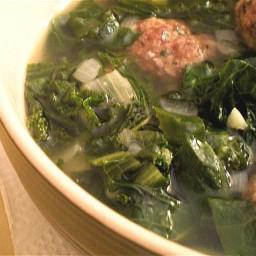 Healthy & Delicious: Italian Wedding Soup Recipe