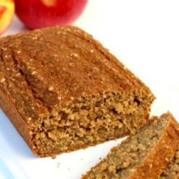 Healthy Flourless Fresh Apple Bread