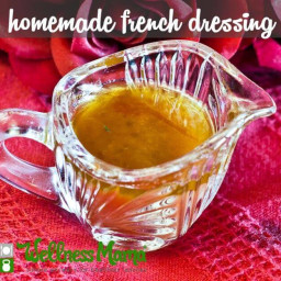 Healthy French Dressing Recipe