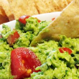 Healthy Hidden Broccoli Guacamole