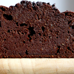 Healthy High Protein Chocolate Banana Bread