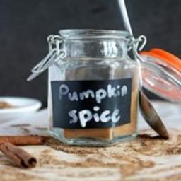 Healthy, Homemade Pumpkin Spice Mix