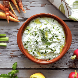Healthy Homemade Tzatziki Recipe