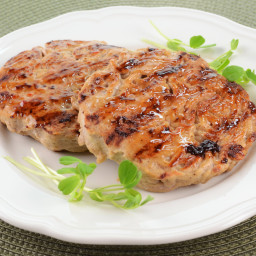 Healthy Italian Turkey Burgers
