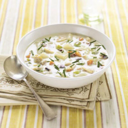 Healthy Makeover: New England Clam Chowder