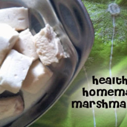 Healthy Marshmallow Recipe