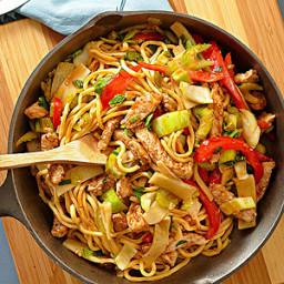 Healthy Pork Lo Mein