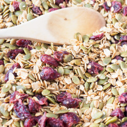 Healthy Pumpkin Seed Granola