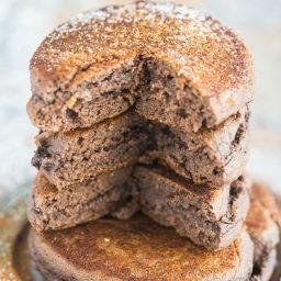 Healthy Tiramisu Pancakes